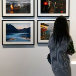 Photographer, Simone Zeffiro Attends the Official Opening of Leica Galerie Milan 9
