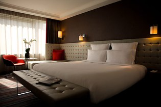 The Views Are Simply Stunning At The Pullman London St Pancras 5