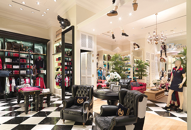 La Martina, the Argentinean luxury polo brand opens boutique in Penang