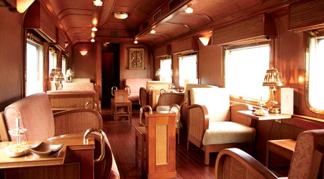 Discover South-East Asia on the luxurious Eastern & Oriental Express train 3