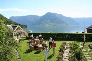 From the Brown + Hudson Norwegian Adventures