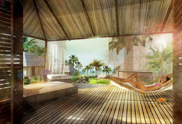 Jestico + Whiles appointed to design Uzuri Hotel Resort in Zanzibar