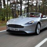 On Test: Aston Martin DB9 Volante 5