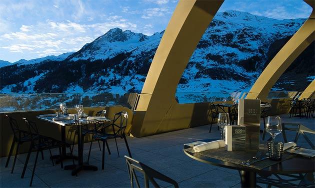 Exploring Studio Grigio at the Intercontinental Davos
