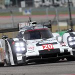 "Chopard ""Official timing partner"" of Porsche Motorsport at the Austin FIA World Endurance Championship 7"