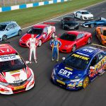 Mike Lee Enjoys The 2015 Touring Car Experience 10
