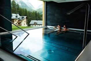 Switzerland's Nira Alpina