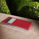 Luxury mobile phone manufacturer, Vertu, launches its new, quintessentially English smartphone model – Aster 6