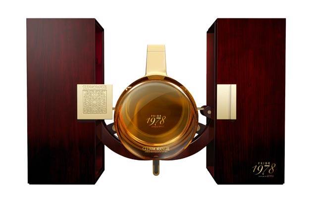 Luxurious Beverage Of The Month: Glenmorangie Pride 1978