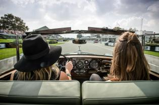 Rolls-Royce Celebrates the 2014 Goodwood Revival
