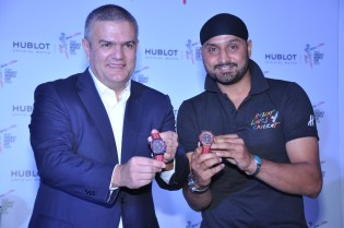 Hublot entering a new sporting field: Cricket!
