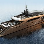 The luxurious 50 meter Belafonte superyacht by Federico Fiorentino 3