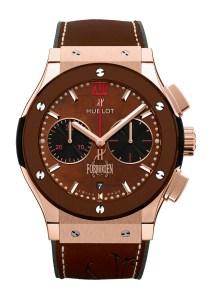 Hublot and Arturo Fuente ForbiddenX watch