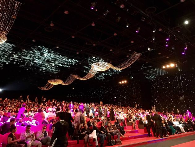 Glitz And Glamour At The 11th Dubai International Film Festival