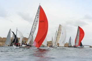 October each year sees the Rolex Middle Sea Race take over the region's beautiful blue waters and rugged coastal area