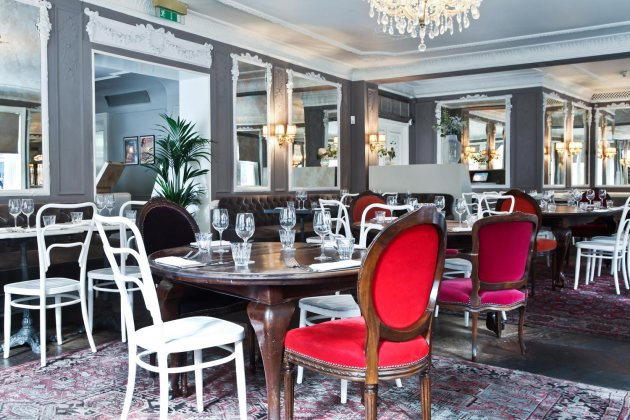 The Bubbly Attraction Of Kettner's
