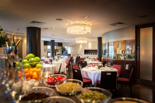 A Taste of Authentic India: Reena Patel Experiences A Vegetarian Meal Masterclass At Moti Mahal
