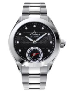 The Alpina version of the Swiss Horological Smartwatch