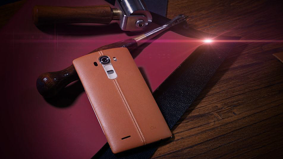 LG's new flagship smartphone, the LG G4 is unveiled and it exceeded the pre-launch hype
