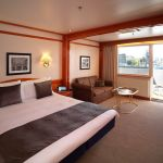 Pascale Hayward Explores The Sunborn Yacht, an Exclusive 4-Star Hotel in London 3