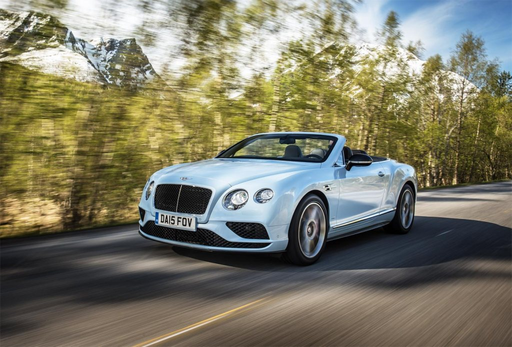 Bentley GT V8 S Convertible