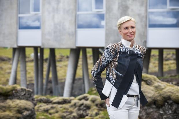 Sigurlaug Sverrisdóttir, Owner Of Iceland's ION Luxury Adventure Hotel