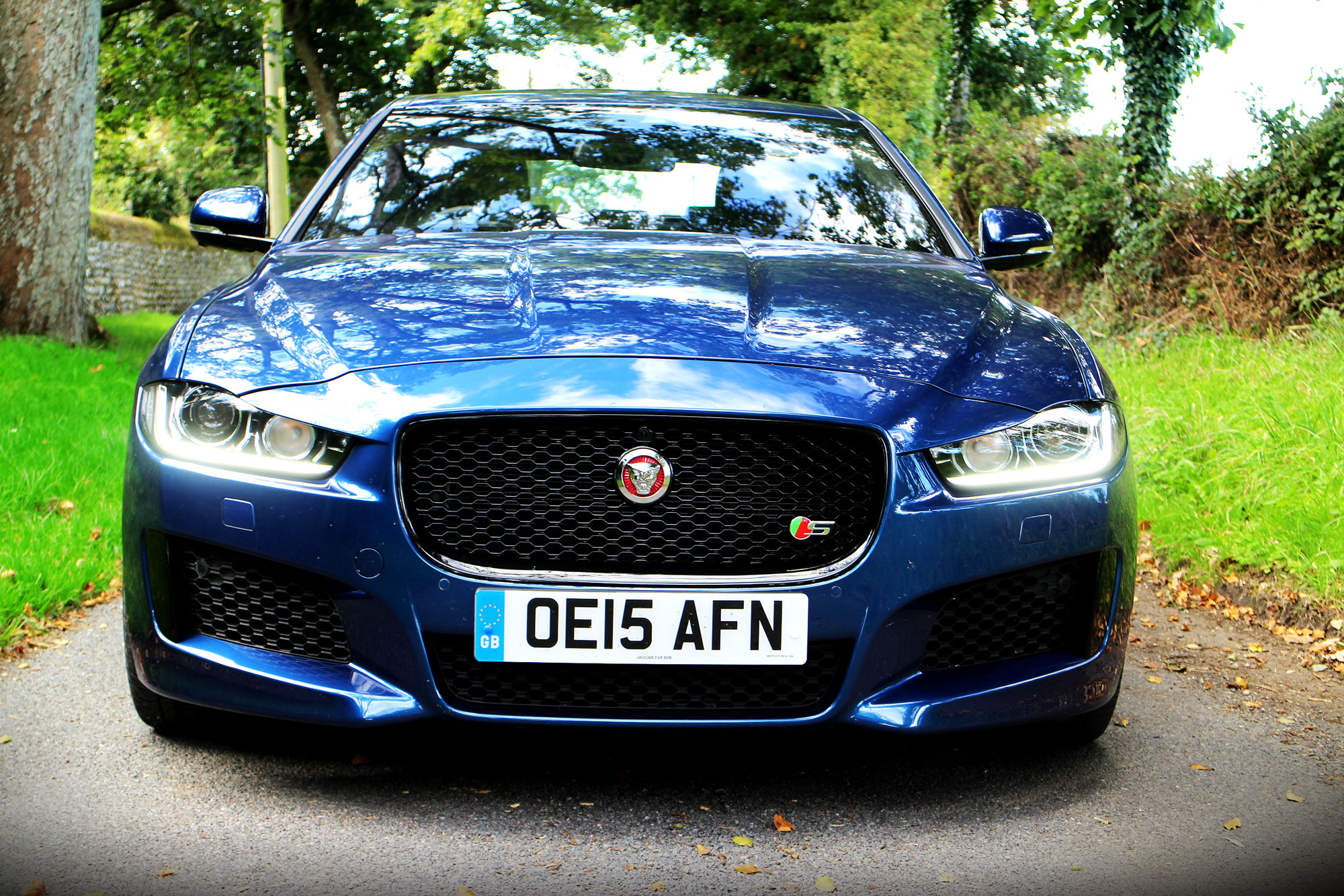 Jaguar XE S is made from 75% aluminium