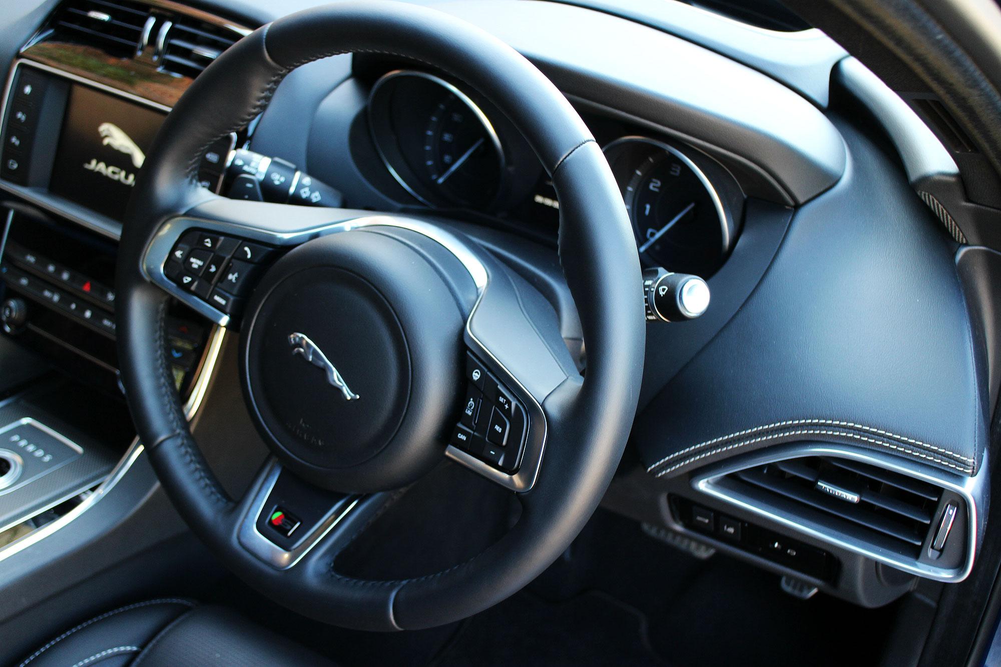 Jaguar X E S Interior