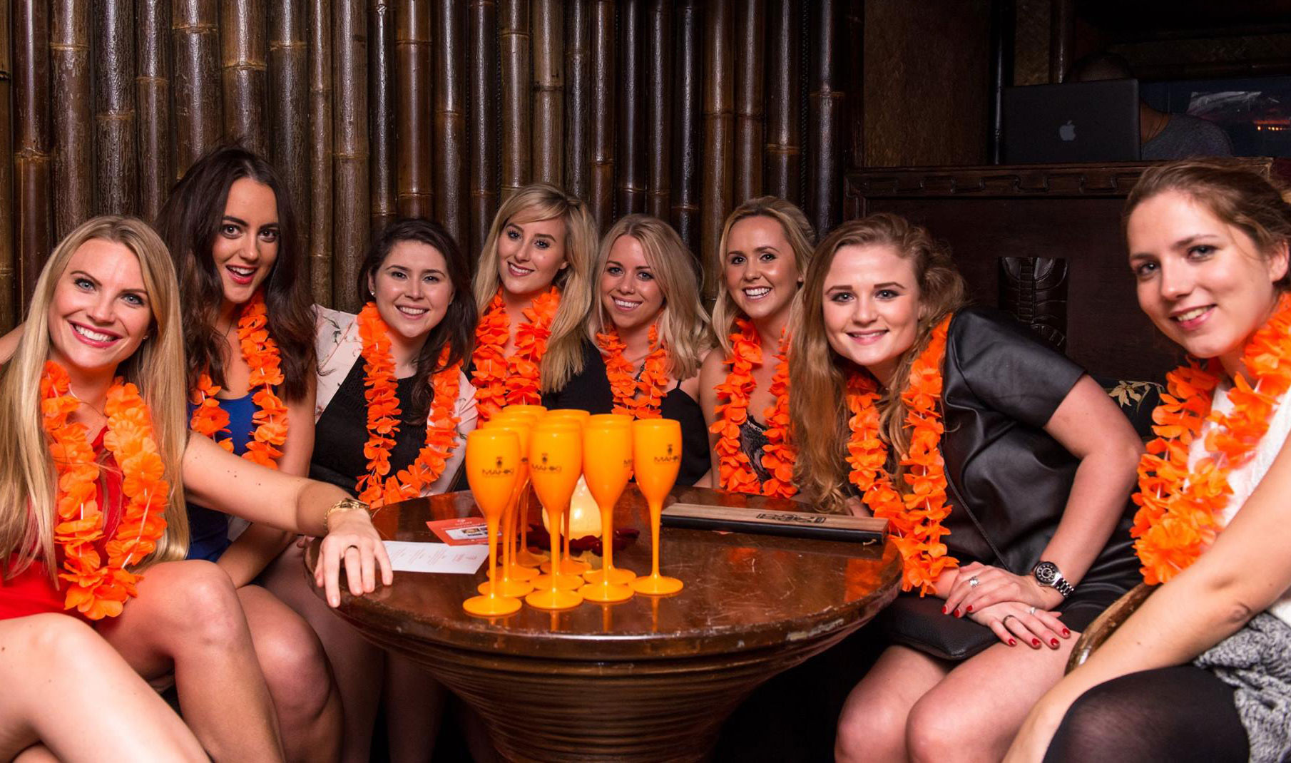 About Time: Award Nominated Clocked Celebrates in Style At Mayfair's Mahiki 12