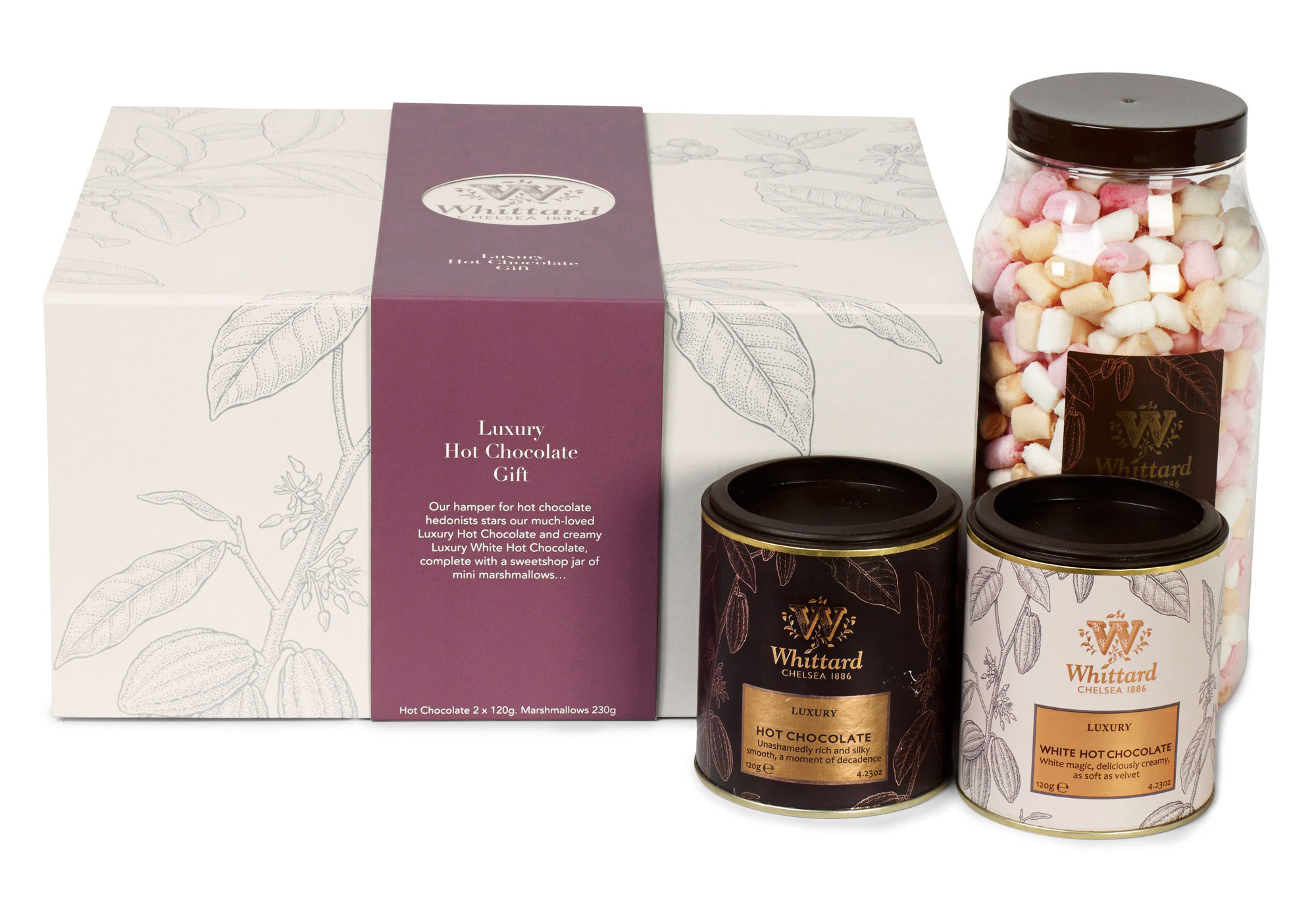 Whittard Luxury Hot Chocolate Hamper