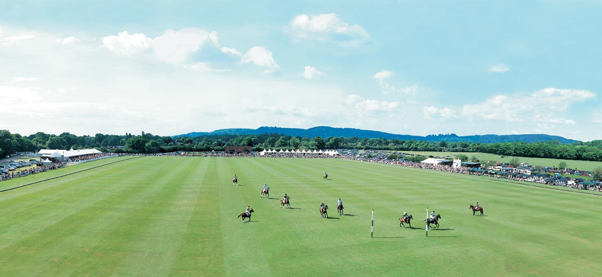 Interview with Kenney Jones, Chairman Of The Hurtwood Park Polo Club 8