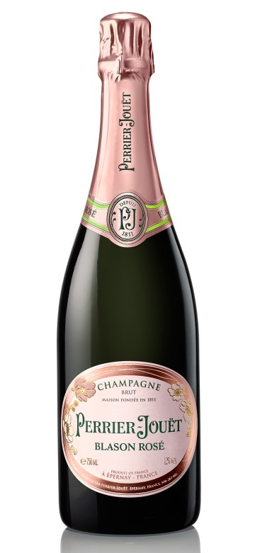 Perrier-Jouët Small Discoveries Blason Rosé Coffret