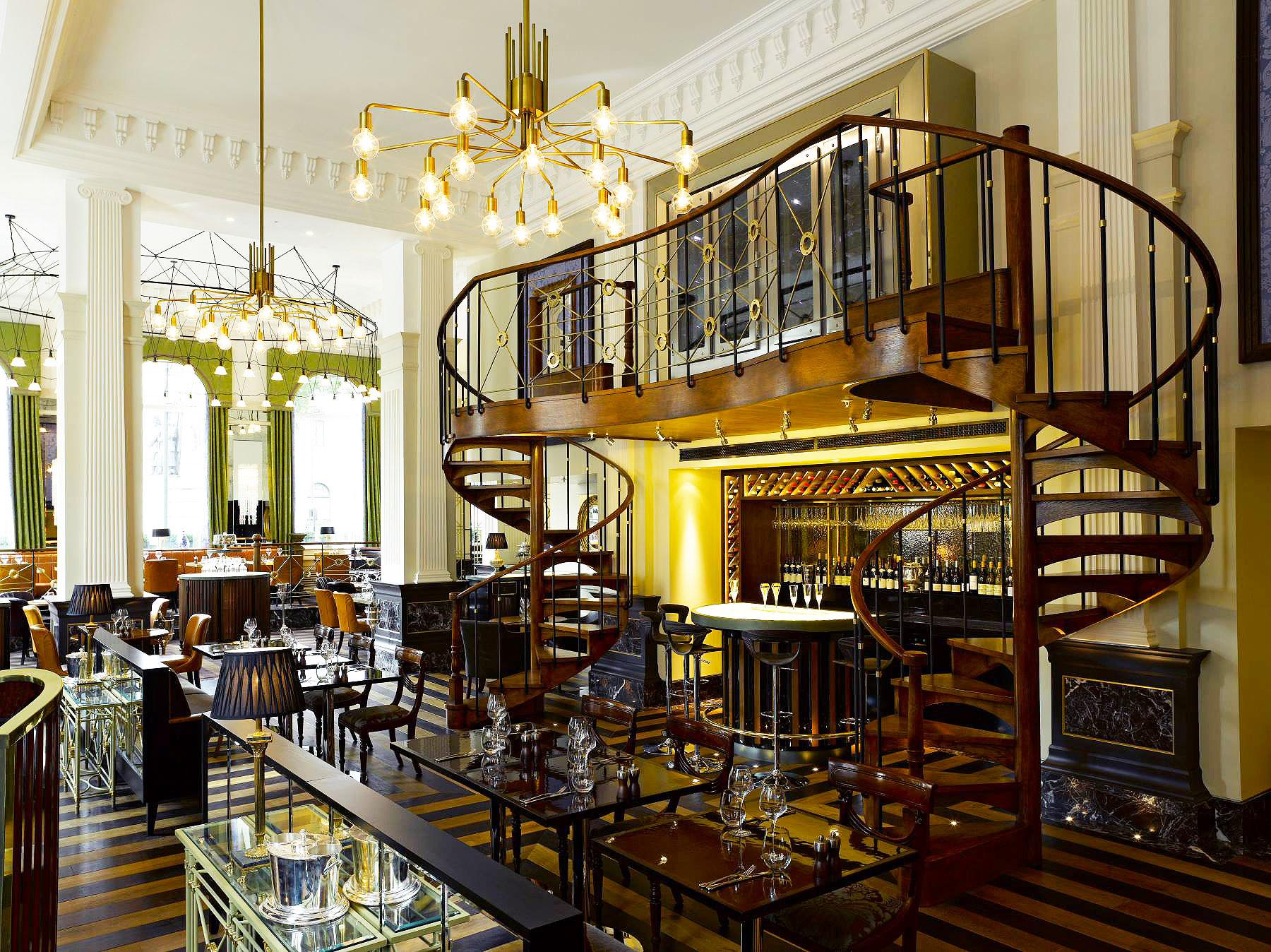 Holborn Dining Room, Rosewood Hotel, London - Restaurant