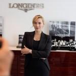 Switzerland Welcomes The Longines Ambassador Of Elegance Kate Winslett 7