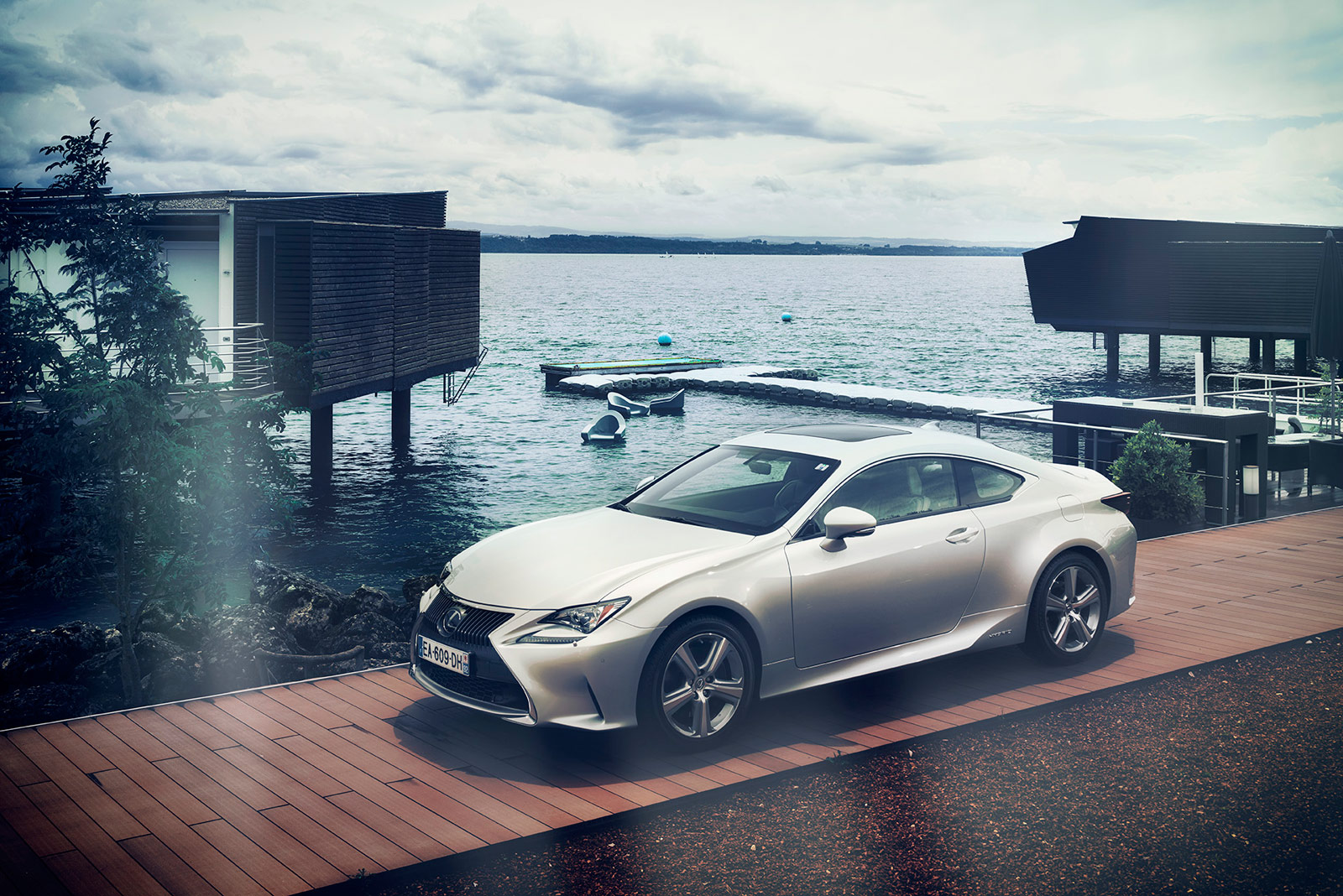 Sense The Anticipation with Lexus Hybrid Luxury Lifestyle