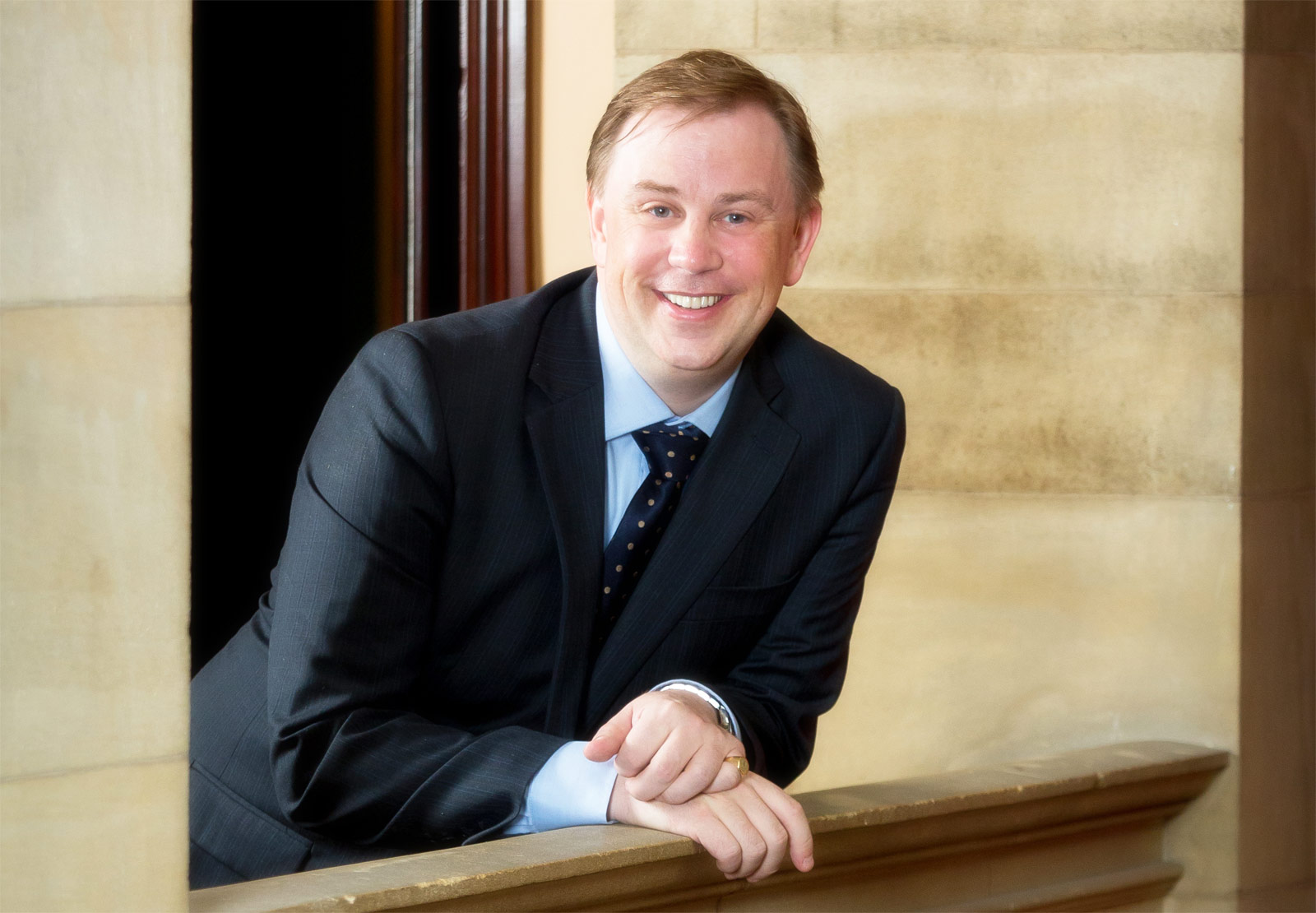Paul Russell, co-founder and director of Luxury Academy London