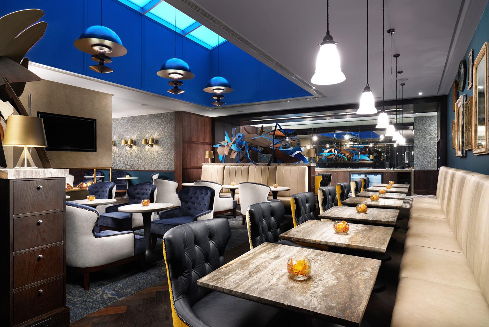 Hilton London Bankside Executive Lounge