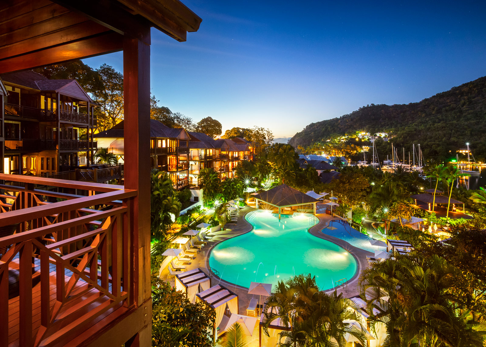 An Authentic Experience At Capella Marigot Bay Resort & Marina St Lucia 6