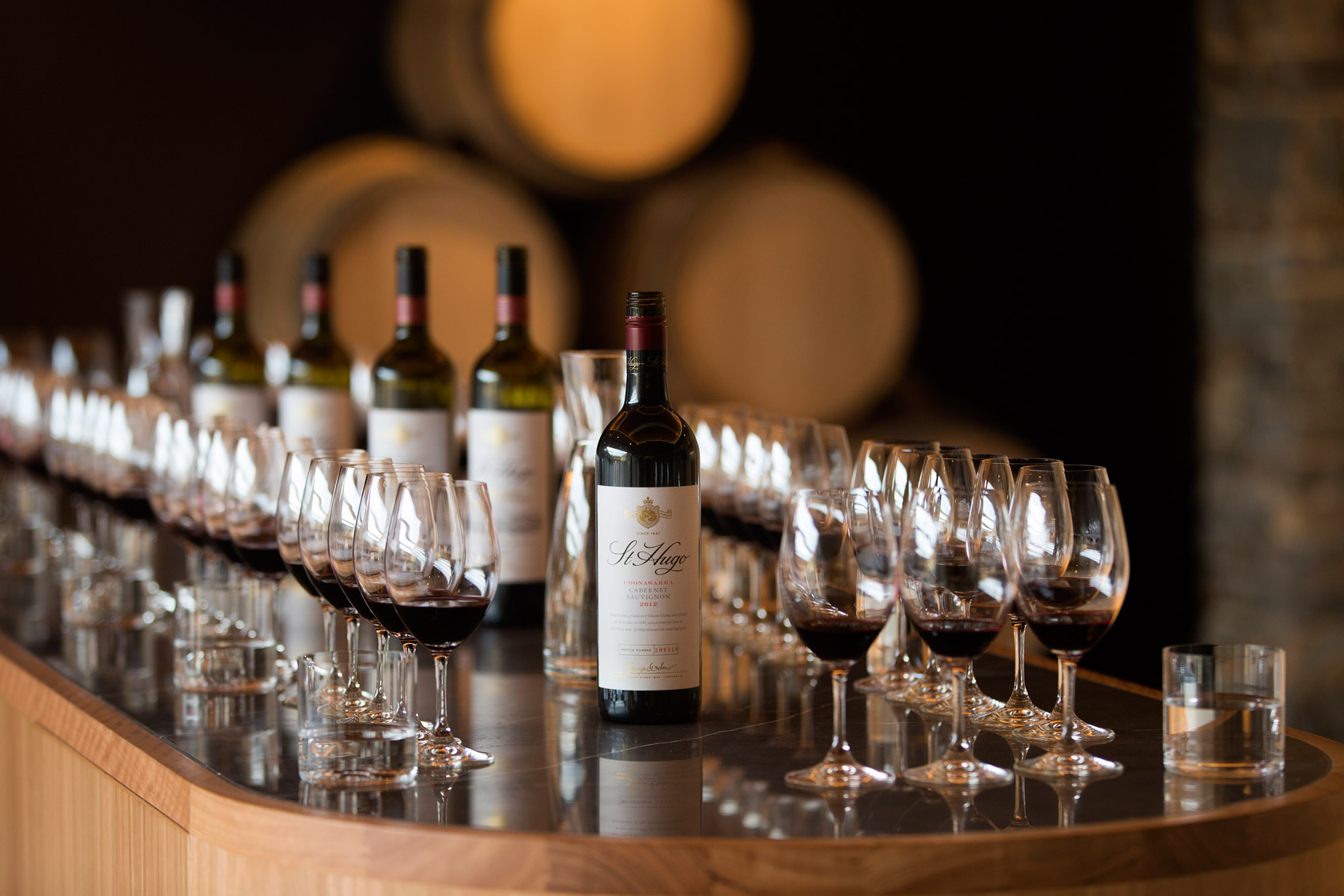 St Hugo Gives A Once In A Lifetime Wine Experience
