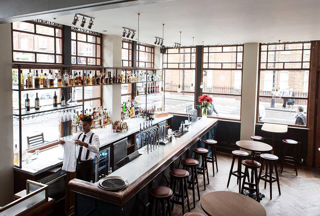 Marylebone's Hidden Gastronomic Gem - The Cavendish