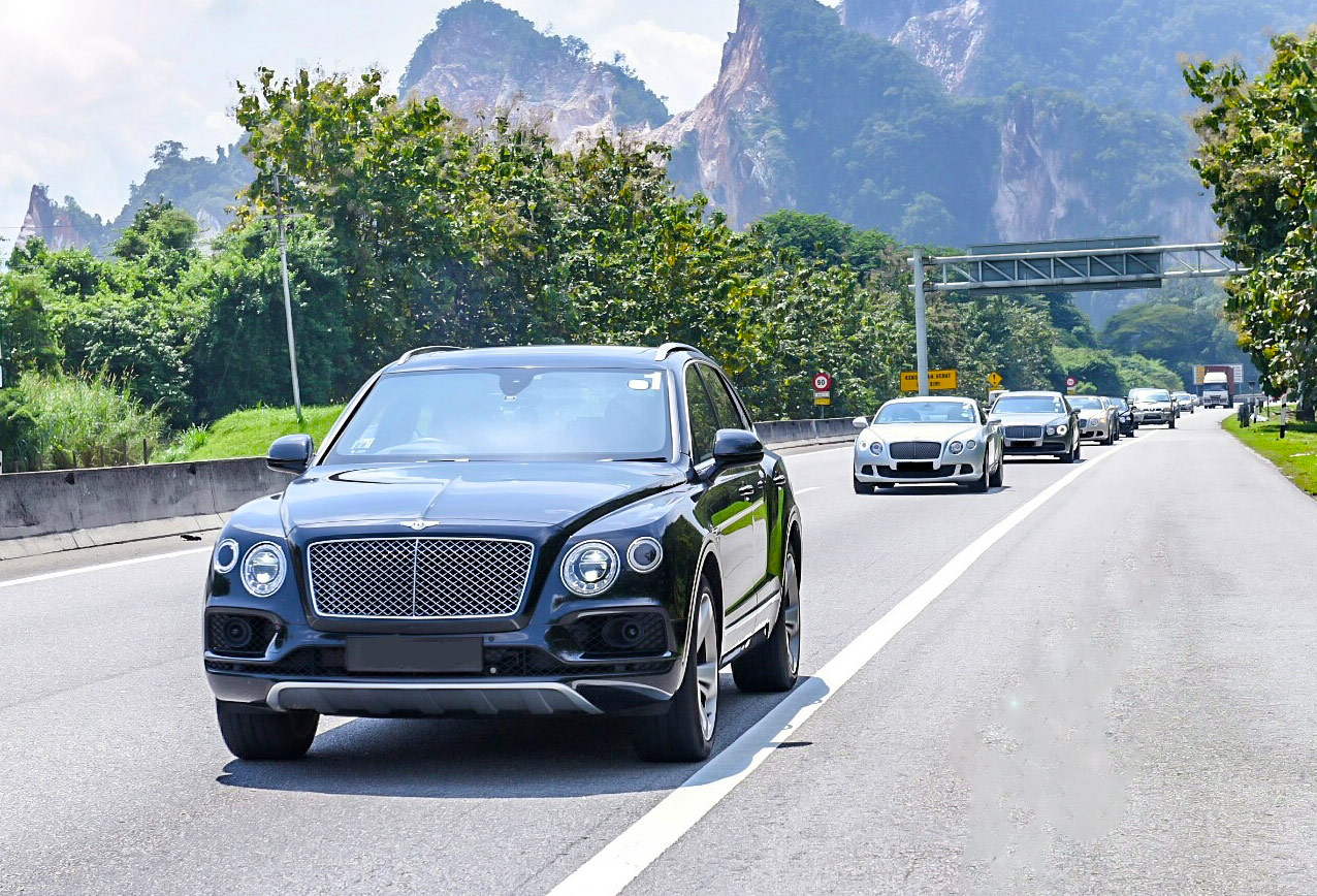 Bentayga & St. Regis Hotels – A Match Made In Motoring And Hospitality Heaven