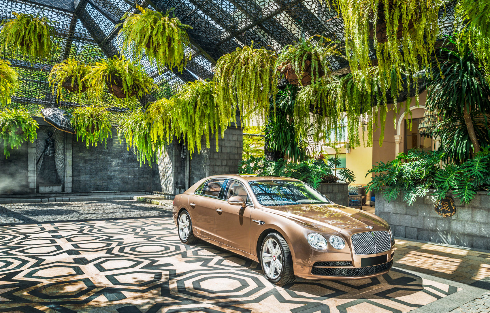 We Embark On The St. Regis Straits Drive With Bentley Motors & Princess Yachts 7