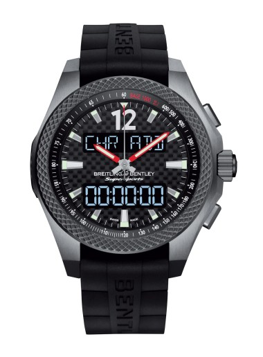Breitling For Bentley Supersports B55 Limited Edition Chronograph 6