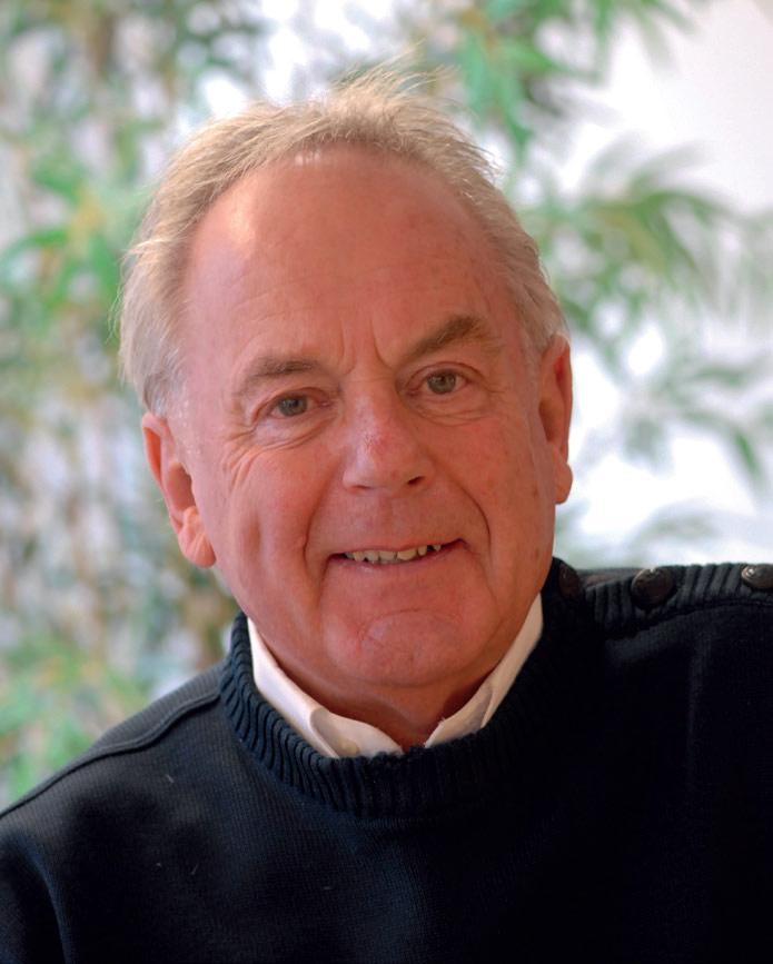 Robert Braithwaite, co-founder of Sunseeker