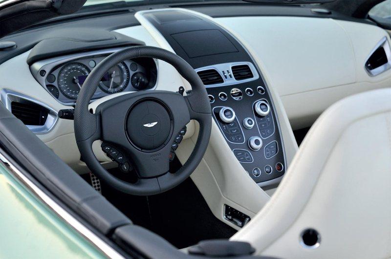 Simon Wittenberg Reviews The Aston Martin Vanquish Volante 2