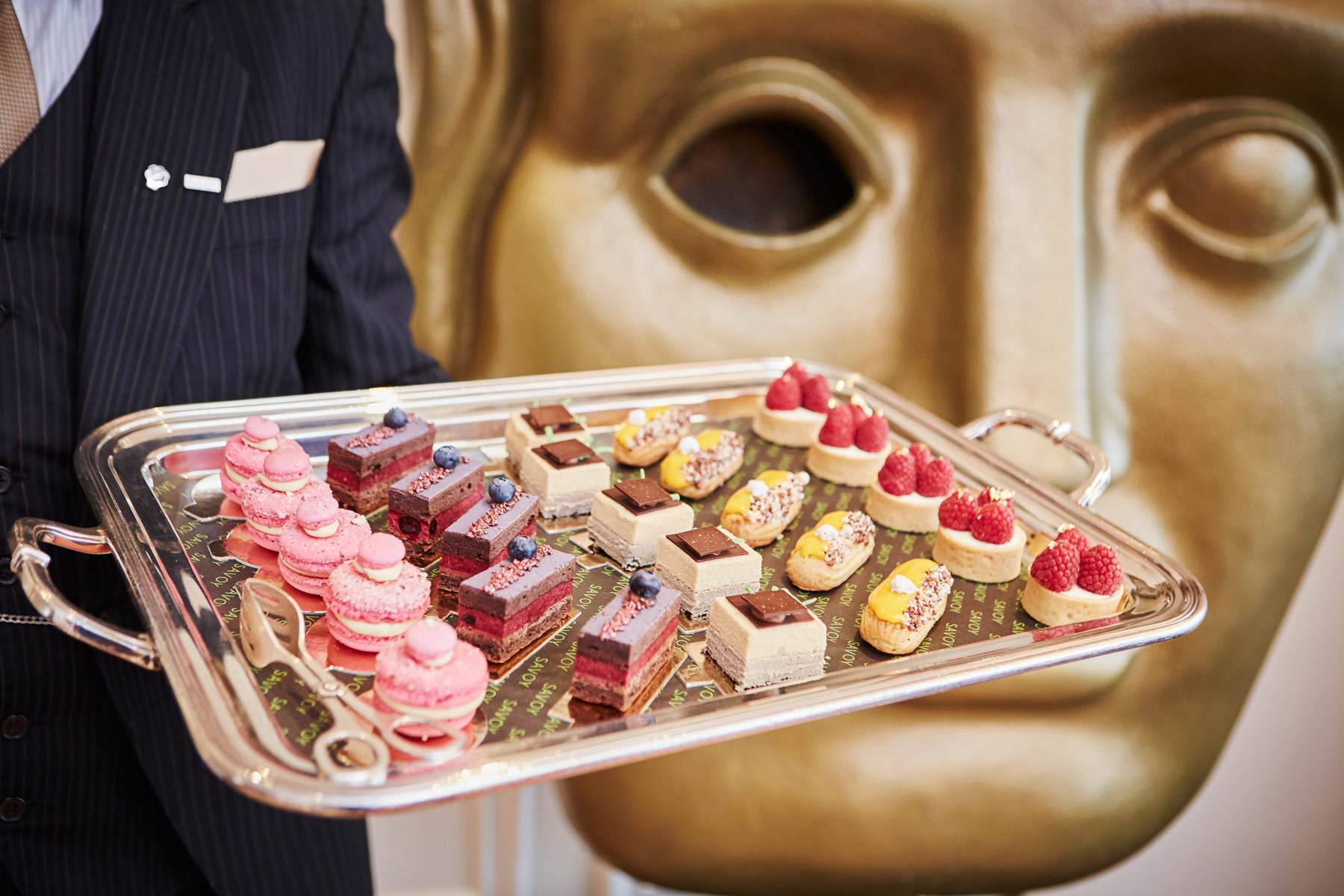 The Savoy Introduces Brand New Silver Screen Afternoon Tea Menu