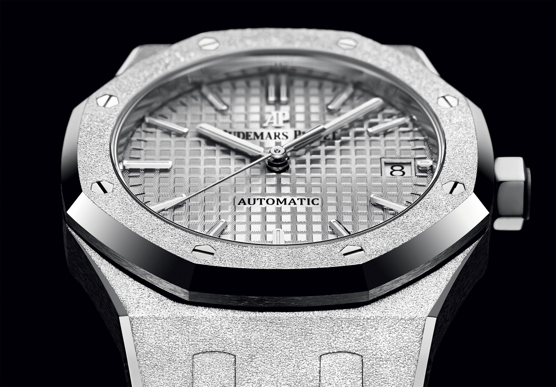 Exploring the Audemars Piguet Royal Oak Frosted Gold 3