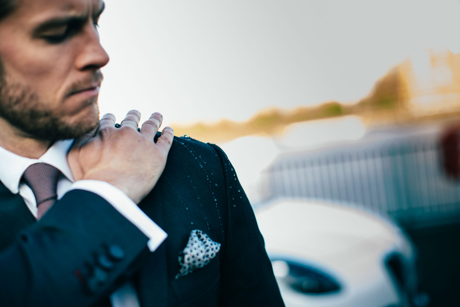 Alfa Romeo Turns on the Style with British tailor Hawes & Curtis 6