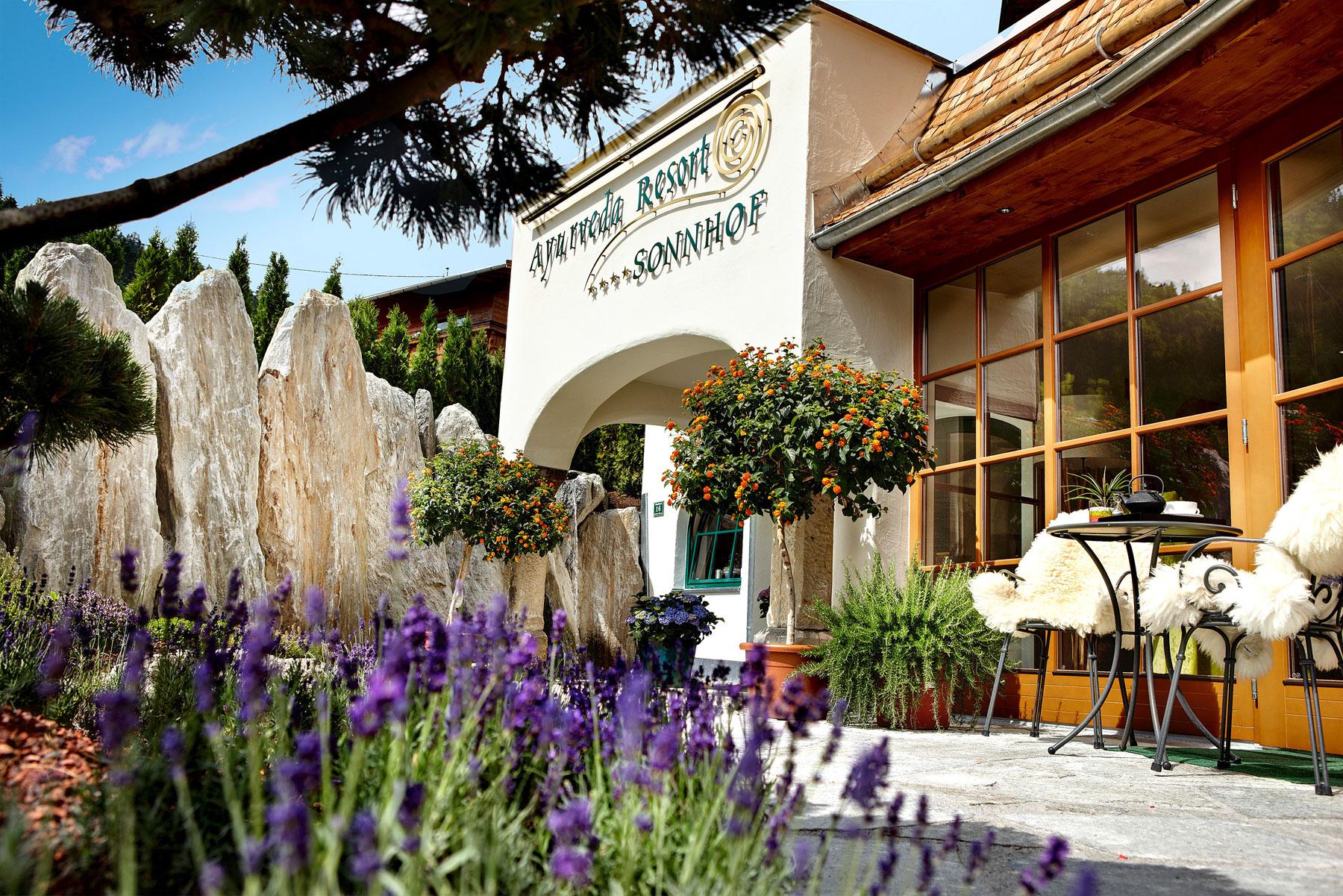 Luxury for the Mind, Body and Spirit at Austria's Ayurvedic Resort Sonnhof 6