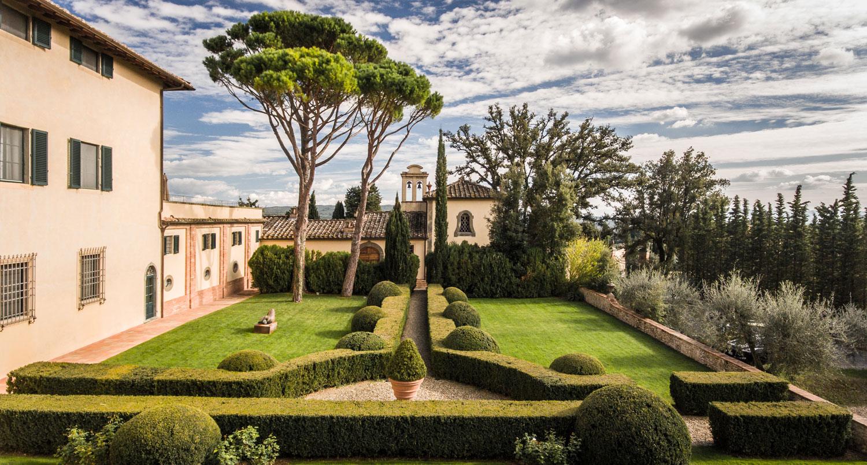 Experiencing A Taste of Tuscany at Castello Del Nero 3